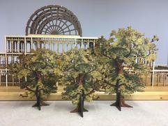 Crystal Palace Trees