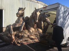 Sanditon Horse transport - Rod Vass