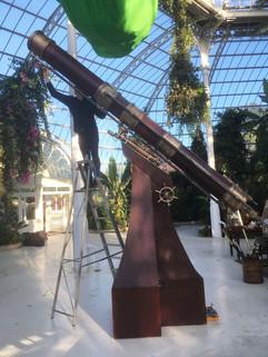 War of the Worlds Telescope - Rod Vass
