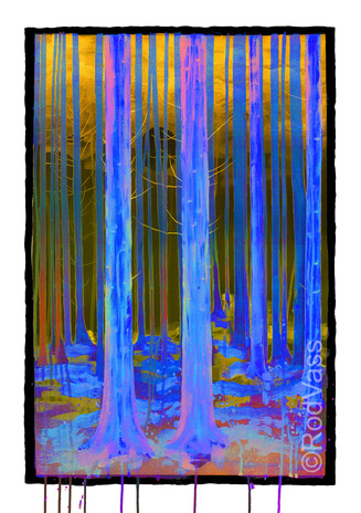 Acid Trees - By Rod Vass