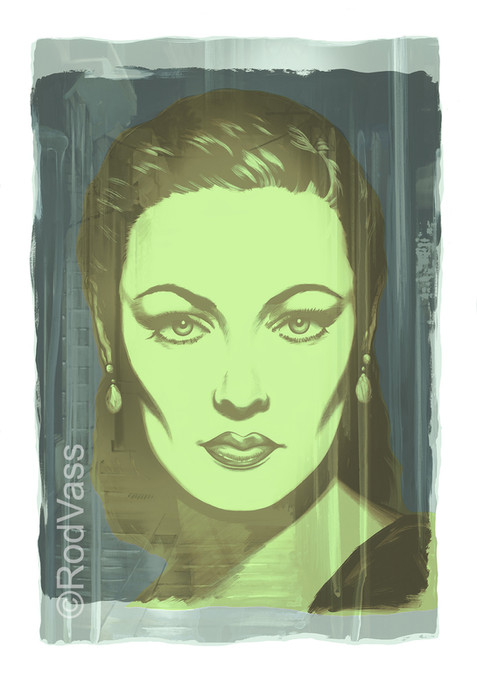 Green Athena - By Rod Vass