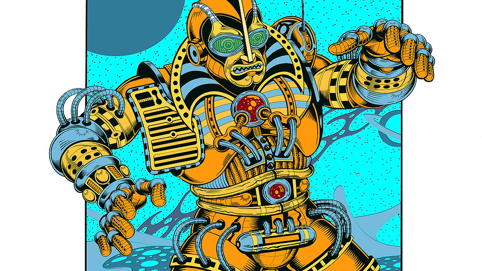 Madbot ONE