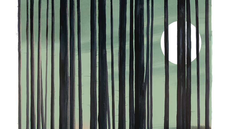 Woods Edge right panel
