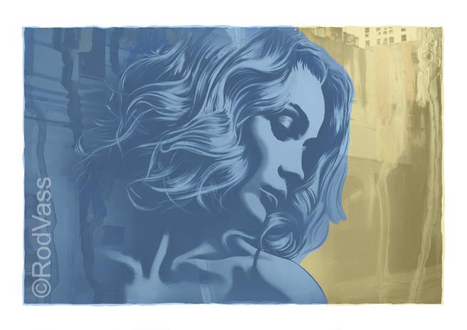 Persephone - By Rod Vass