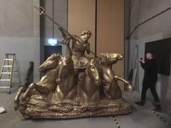 Sanditon - Nepyune Statue - Rod Vass