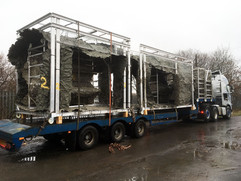 47 Meters Down - Catacomb Set on truck - Rod Vass