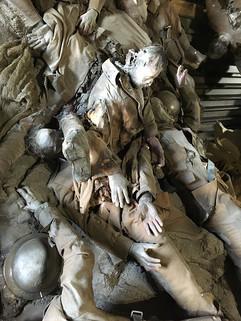 Tolkien Dead bodies