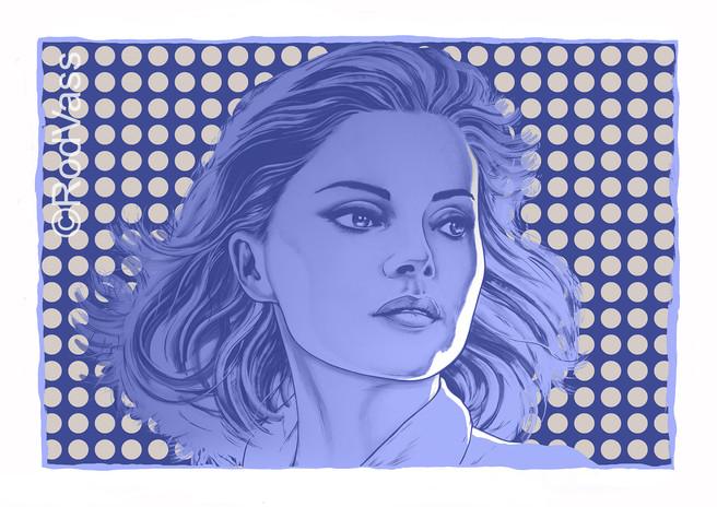 Blue Venus - By Rod Vass