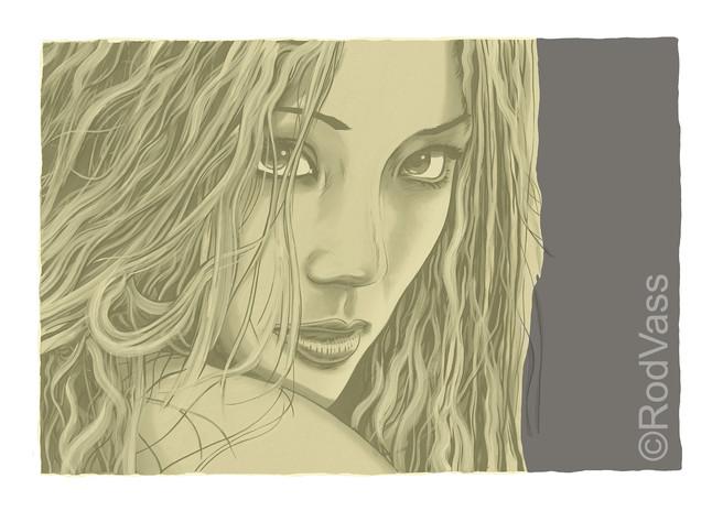Eurydice - By Rod Vass