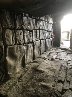 47 Meters Down - Mayan tunnel set - Rod Vass