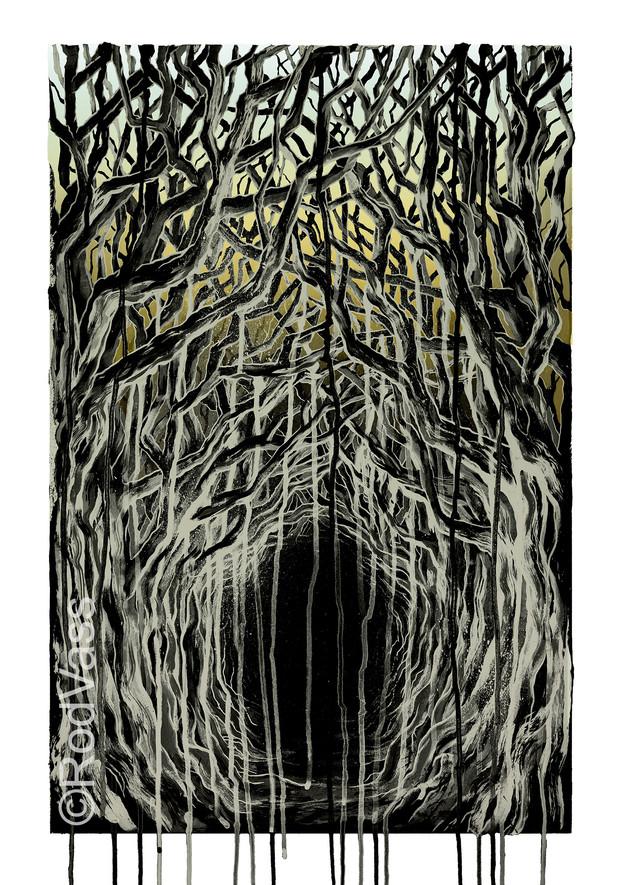 Black Tunnel - By Rod Vass