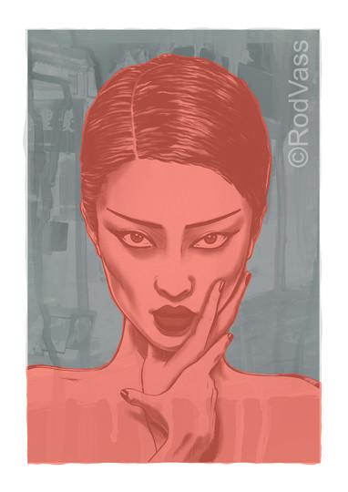 Circe - By Rod Vass