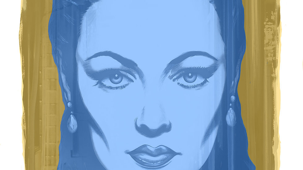 Blue Athena