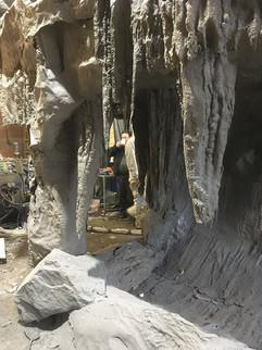 47 Meters Down Stalactites - Rod Vass