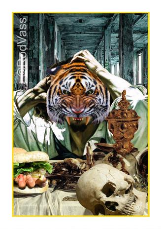 La Mascars del Tigre - By Rod Vass