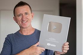 Paul Farris YouTube creator award.JPG