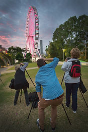 Practical photography course in Brisbane