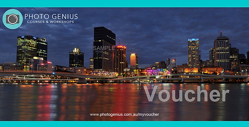 Gift Voucher (Brisbane night)