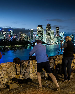 Night photography for beginners Brisbane