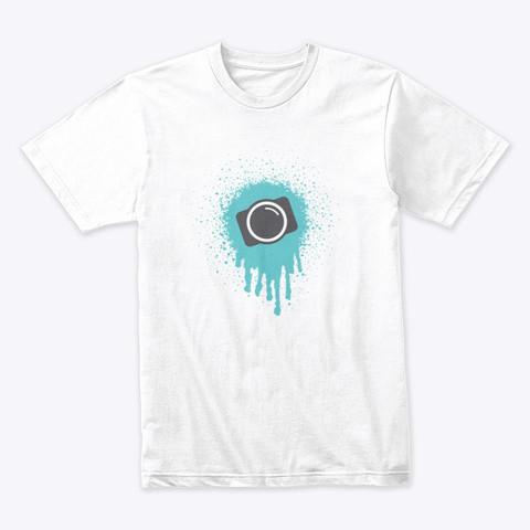 Graffiti logo t-shirt
