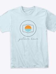Golden hour design t-shirt