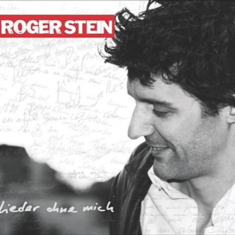 Roger Stein - Lieder ohne mich (Album) (CD)