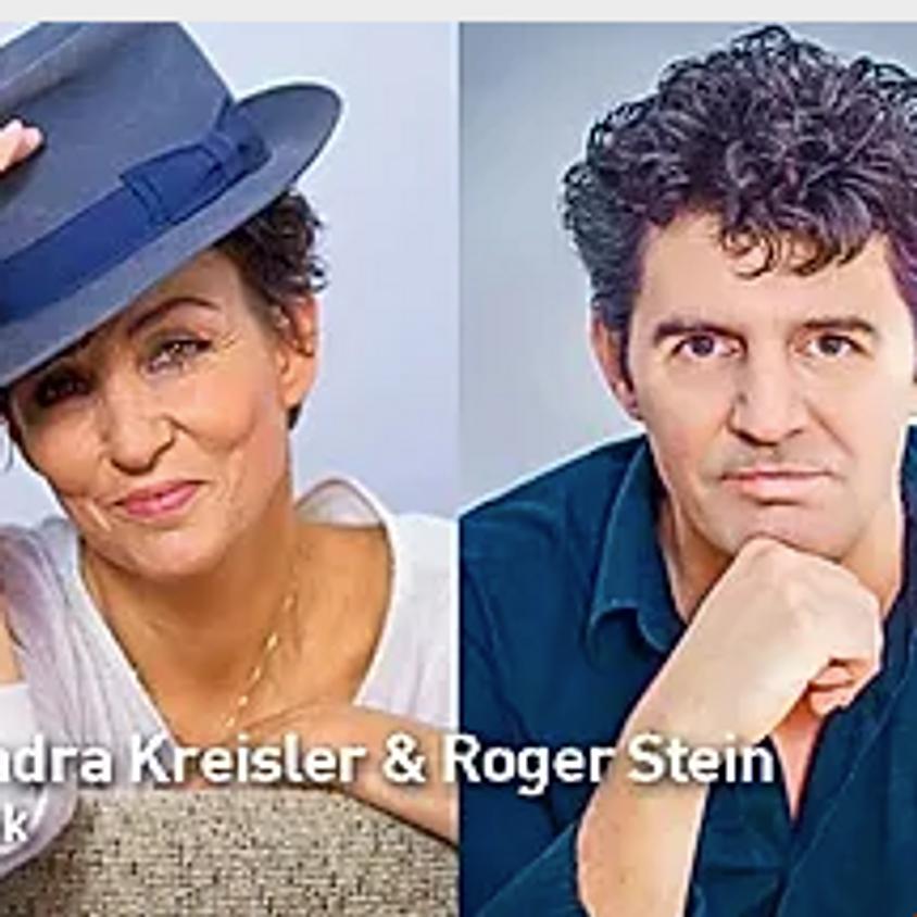 Vogtshaus Oschatz – Open air: Sandra Kreisler & Roger Stein