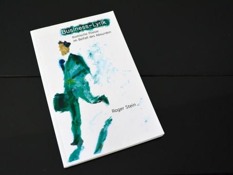 """Mein neuer Lyrikband: """"Business-Lyrik"""""""