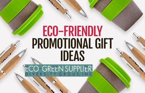 Eco Promotional Ideas