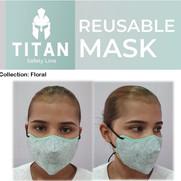 Juvenal Titan Masks