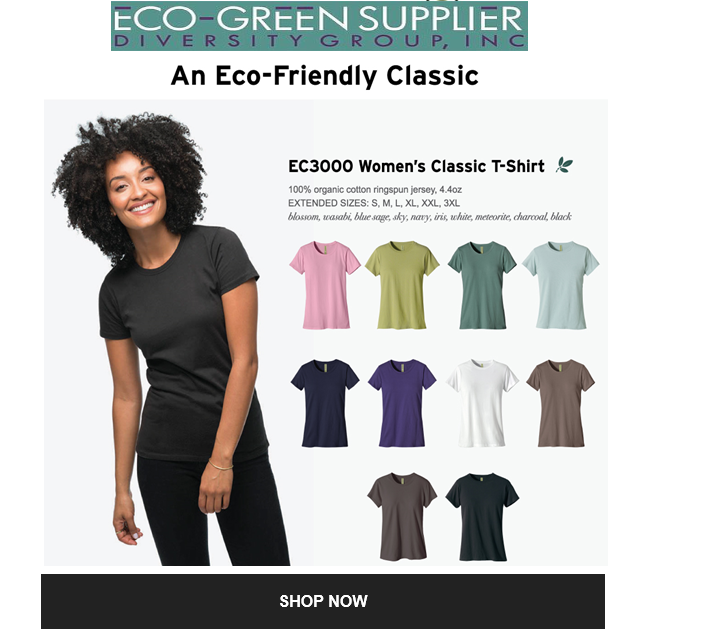 Eco Friendly TShirts