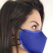 Antibacterial, Reusable, 3 Layer Masks
