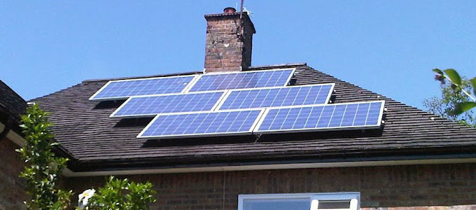 small-solar-pv-system