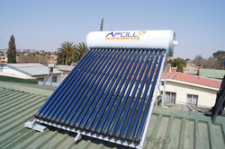 Full Solar Geyser Stainless Steel Tank SABS-approved-