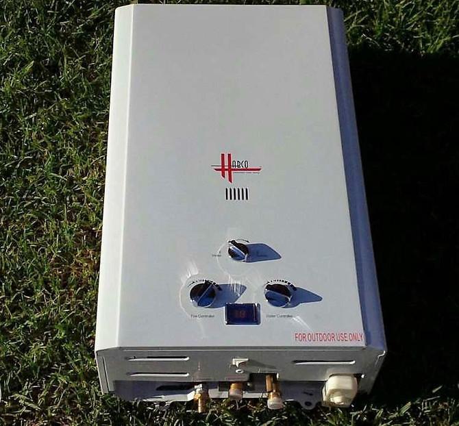 #GoGas - Gas Geysers, a viable alternative to Solar Geysers