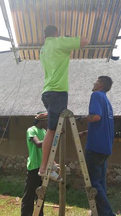 Fixing a Solar Panel