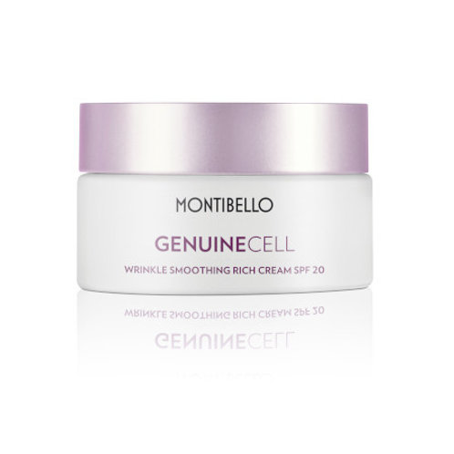 WRINKLE SMOOTHING RICH CREAM SPF20 - 50ML