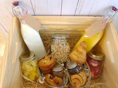 Add on Breakfast Crate