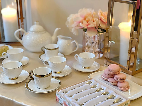 Add on Tea Set