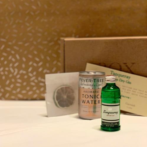 Tanqueray Gin Box