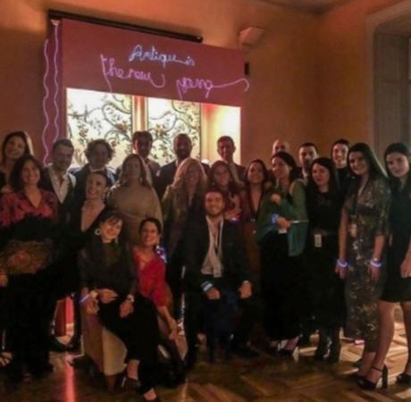 Una festa speciale con i Giovani Antiquari Milanesi