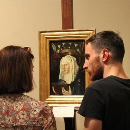 La bellezza della Vergine Leggente di Antonello Da Messina