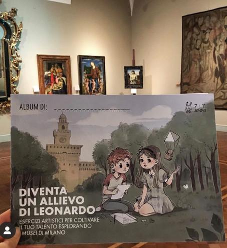 Diventa Allievo di Leonardo