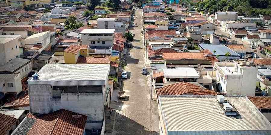 Recapeamento no São João