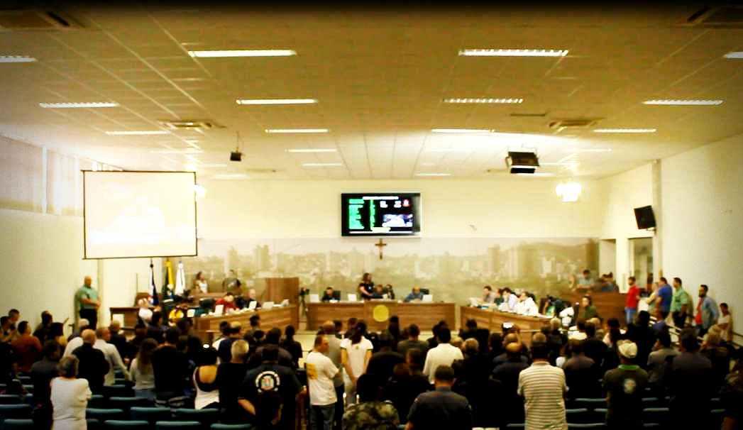 Câmara vota extinção da Guarda