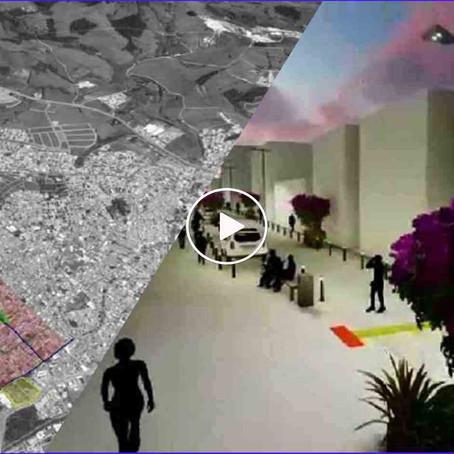 Investimentos no Centro vão começar pela Adolfo Olinto, que terá ares de shopping a céu aberto