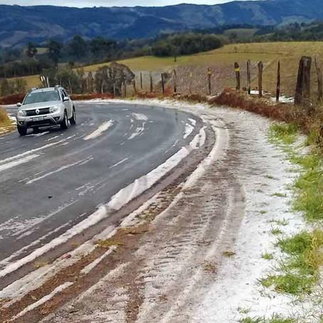 Defesa Civil alerta para onda de frio nas próximas horas em Pouso Alegre e região