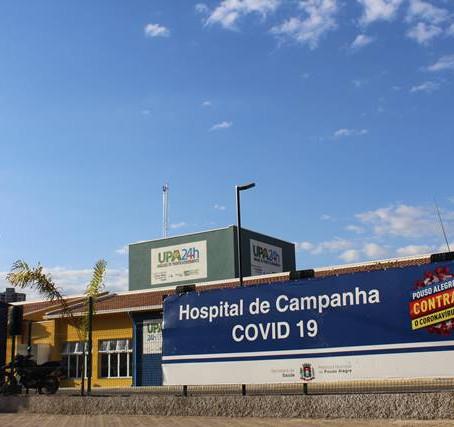 Pouso Alegre se aproxima dos 2 mil casos acumulados de Covid-19