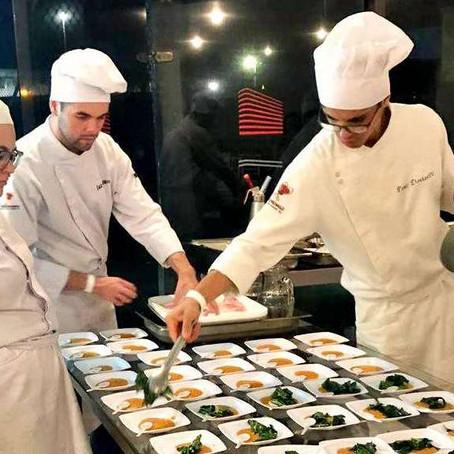 Encontro de saberes e sabores: Simpósio de Nutrição e Gastronomia
