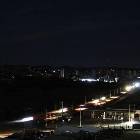 Pouso Alegre e cidades da região têm queda de energia na noite desta quinta-feira